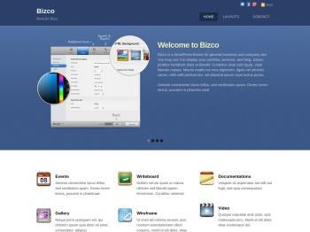 http://themify.me/demo/themes/bizco/