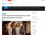 Learn How New Dresses At Your Store Make Womens Love Them!