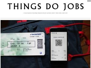 Things do Jobsのスクリーンショット