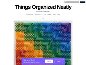 Things Organized Neatlyのスクリーンショット