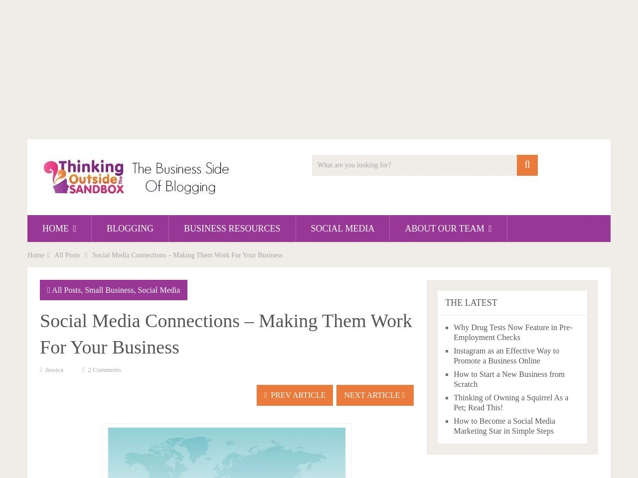 Social Media Connections – Making Them Work For Your Business …