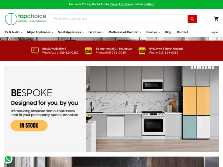 Top Choice Electronics