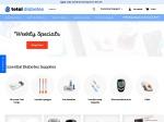 Total Diabetes Supply Promo Codes