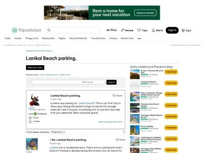 http://tripadvisor.com/ShowTopic-g29222-i37-k4163856-Lanikai_Beach_parking-Oahu_Hawaii.html