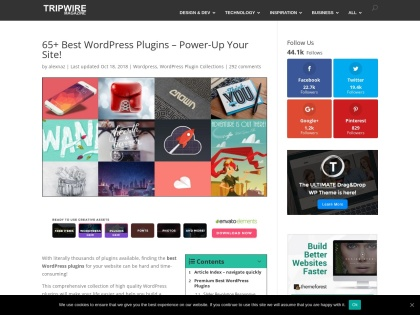 http://tripwiremagazine.com/2013/08/best-wordpress-plugins.html