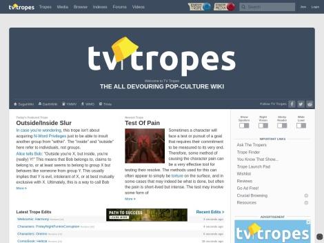 http://tvtropes.org