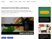 http://tympanus.net/codrops/2011/03/09/animated-content-menu/