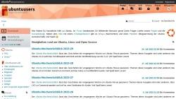 ubuntuusers.de Vorschau, UbuntuUsers.de