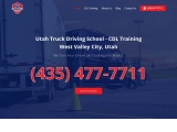 Best Truck Driving School In Tooele, Utah