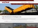 Best Tipper Body Manufacturers In India