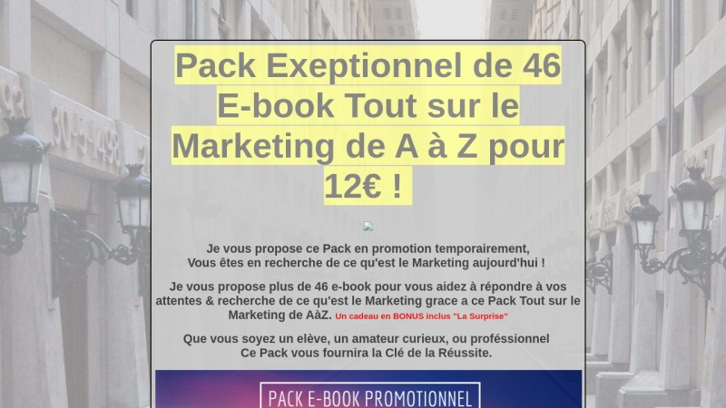 la cle d'un bon demarrage en marketing en ligne !