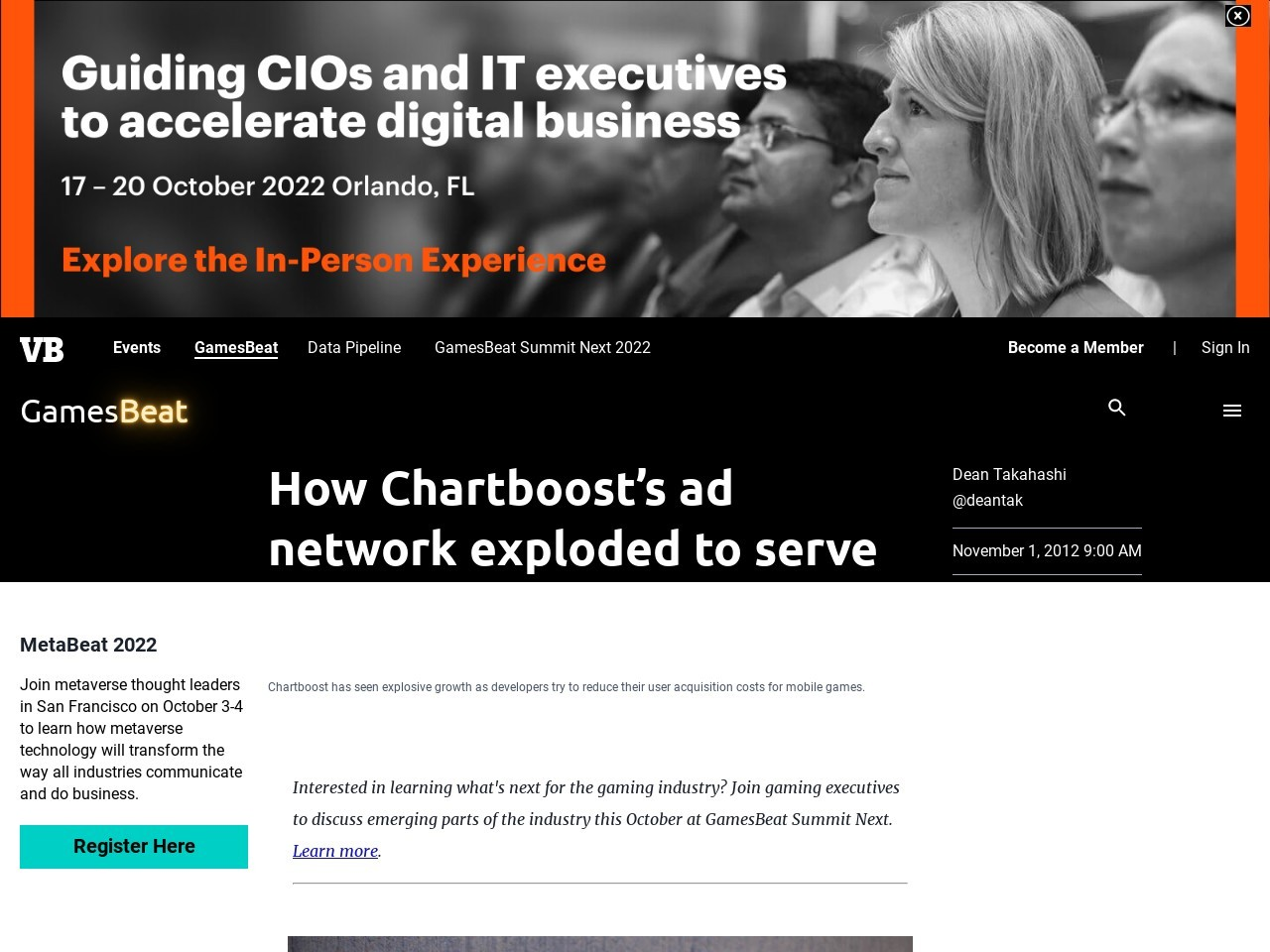 How Chartboost's ad network exploded to serve 8000 games in 1 year