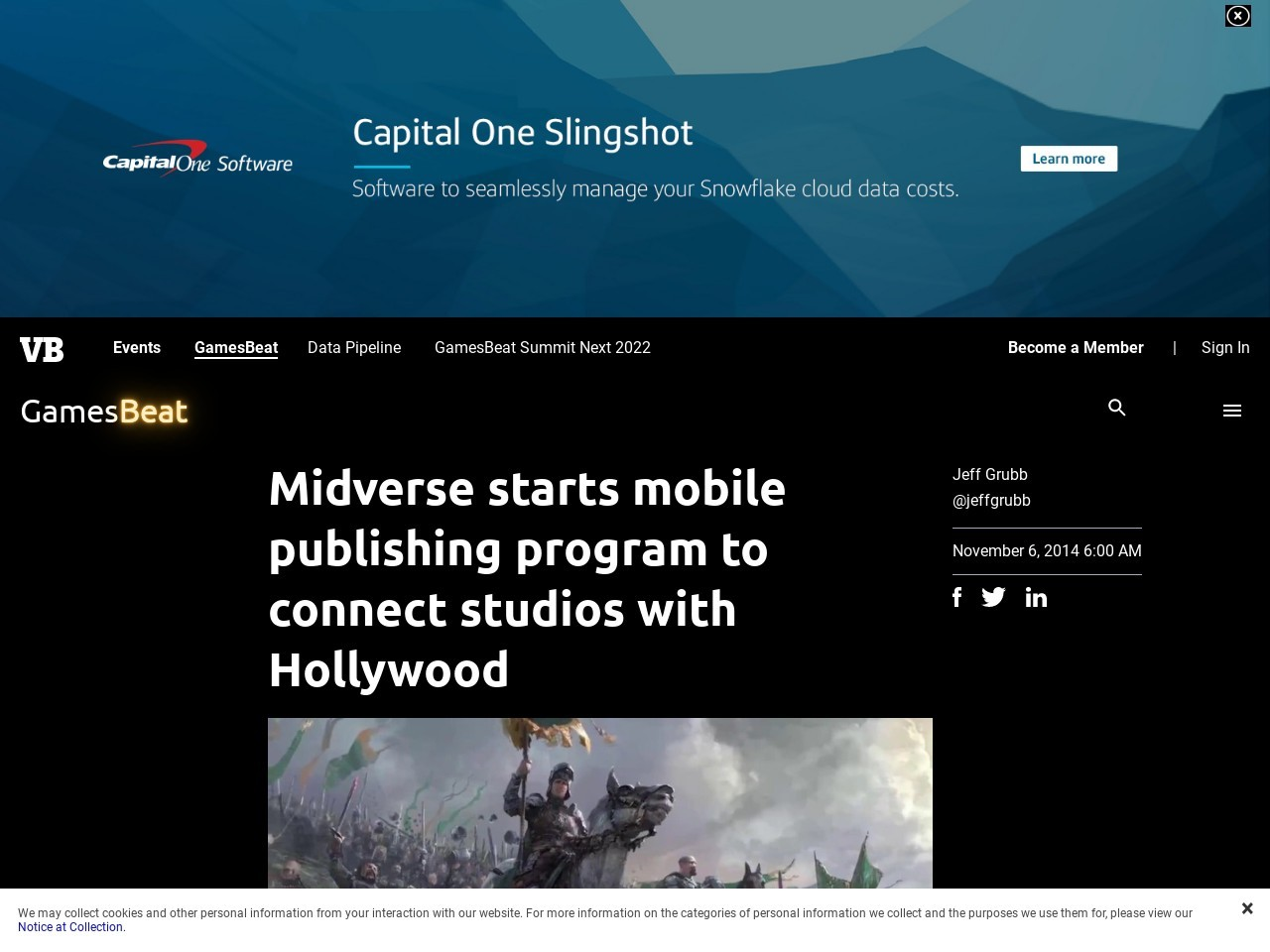 Midverse starts publishing program to connect mobile studios with Hollywood