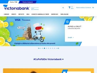 victoriabank.md screenshot