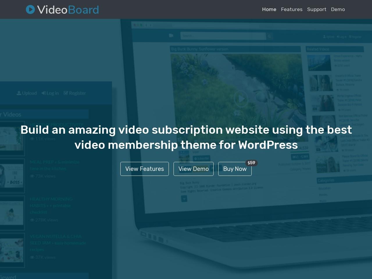 VideoBoard