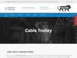 Cable Trolley Manufacturers in Mumbai, India