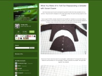 http://vintageindie.typepad.com/vintage_indie/2010/03/what-you-make-of-it-felt-fun-repurposing-a-sweater-with-susan-duane.html