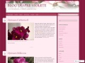 blog despre violete