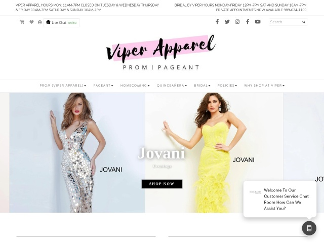 viperapparel.com