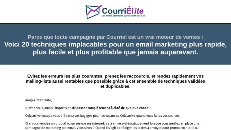maitrisez l'art de vendre par email comme un pro