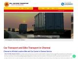 Car Transport in Chennai | Bike Transport In Chennai