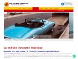 Car transport in Hyderabad | Bike transport in Hyderabad