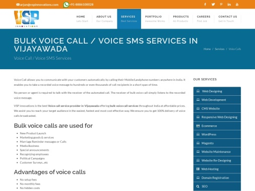 VSP Innovations is a premium Internet marketing company offering SMO services
