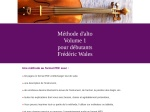 METHODE D'ALTO - VOLUME 1 - POUR DEBUTANTS