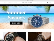 Watchmaxx coupons, promo codes, discount
