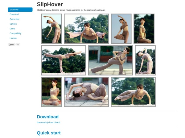 http://wayou.github.io/SlipHover/#doc