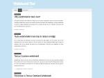 Webbhotell Test & Recensioner