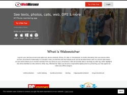 Android Monitoring Software - WebWatcher