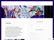 Cocoa WordPress Theme example