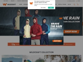 Online store Wildcraft