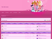 Winx Club 4 seasons