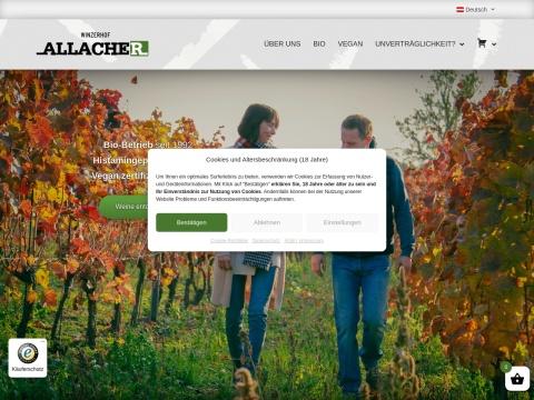 Winzerhof-Allacher