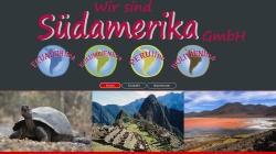 wir-sind-suedamerika.de Vorschau, Wir-sind-Südamerika GmbH