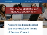 Italian Womens Clothing Uk – Italian Clothing Manufacturers