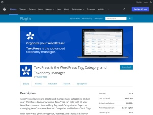 http://wordpress.org/extend/plugins/simple-tags/