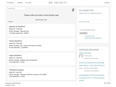 WP-Infinity.com : templates WordPress