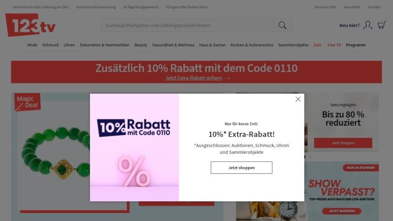 www.1-2-3.tv Vorschau, 1-2-3.tv GmbH