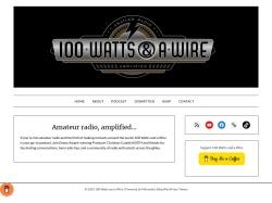 100wattsandawire