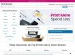 online Coupons for 123Inkjets Website