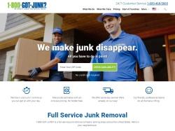 1-800-got-junk? screenshot
