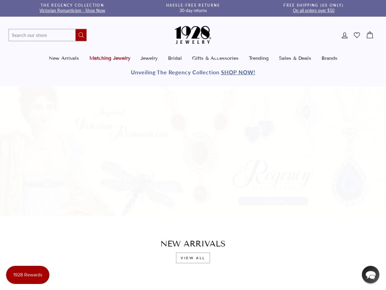 1928 Jewelry screenshot