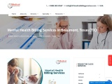 Mental Health Billing Services in Beaumont, Texas (TX)