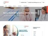 Mental Health Billing Services in Boise, Idaho (ID)