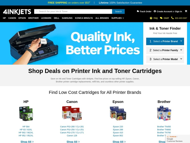 4inkjets! Coupon Codes
