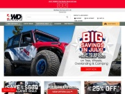 4 Wheel Drive Hardware Coupon