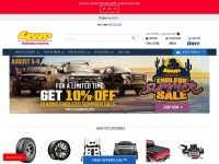 4 Wheel Parts Coupon Codes & Discounts